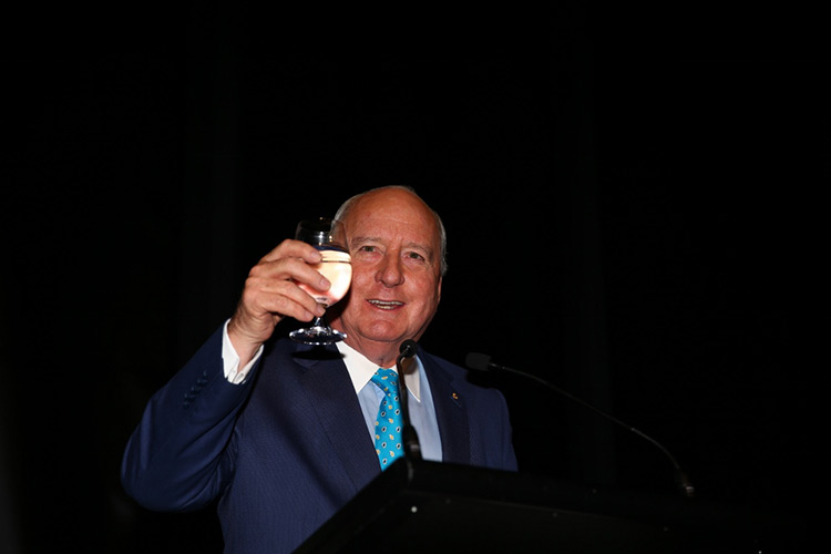 Toast to Cricket  - Alan Jones