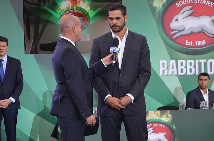 Andy Raymond Interviews Greg Inglis